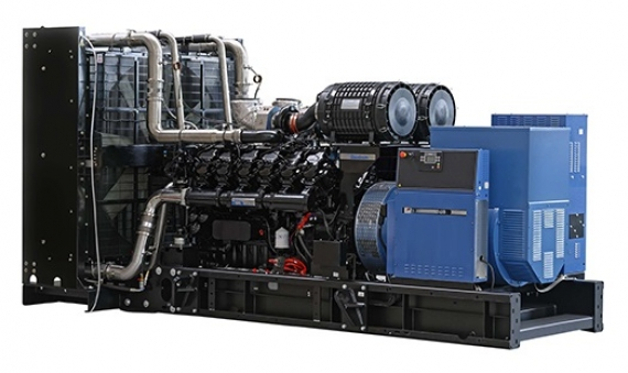 Máy phát điện Baudouin công suất 1000KVA