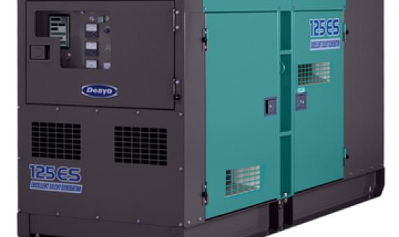 Máy phát điện Denyo DCA-125SPK3 100KVA 110KVA