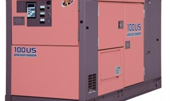 Máy phát điện Denyo DCA-100USI 80KVA 88KVA