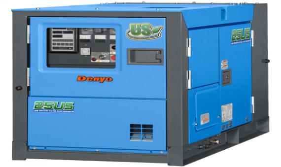 Máy phát điện Denyo DCA-25USI3 20KVA 22KVA