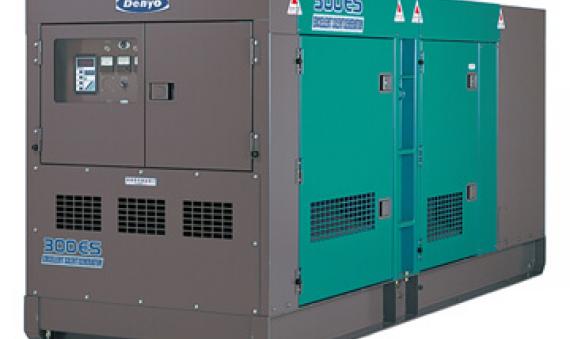 Máy phát điện Denyo DCA-300SPK3 270KVA 297KVA