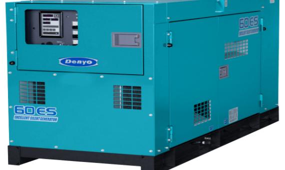 Máy phát điện Denyo DCA-60ESI2 50KVA 55KVA