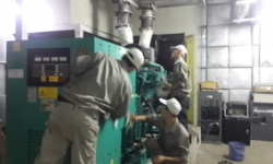 Quy trình bảo dưỡng máy phát điện công nghiệp và dân dụng