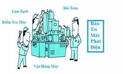 Hướng dẫn 7 bước bảo trì, bảo dưỡng máy phát điện diesel