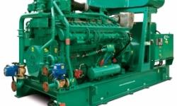 Máy phát điện chạy Gas