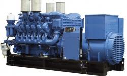 Máy phát điện MTU