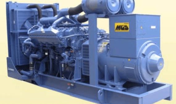 Máy phát điện Mitsubishi MGS0900B 885KVA 1000KVA