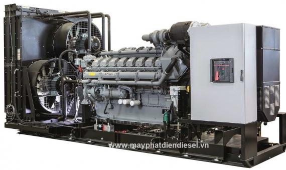 Máy phát điện Perkins 2250KVA 2500KVA 4016-61TRG3