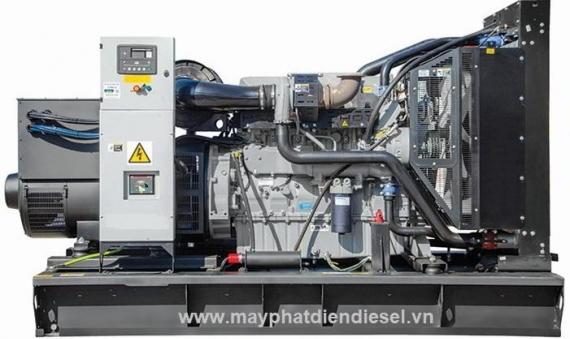 Máy phát điện Perkins 400KVA 450KVA 2206C-E13TAG3