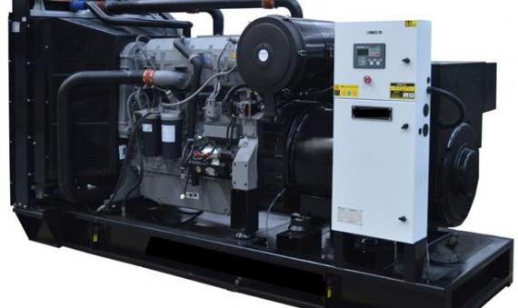 Máy phát điện Perkins 455KVA 500KVA 2506A-E15TAG1