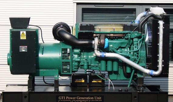 Máy phát điện Volvo 85KVA 94KVA động cơ TD520GE