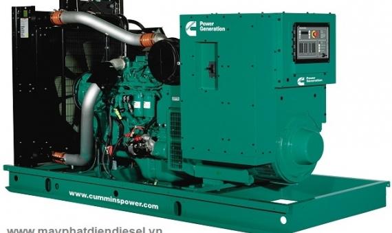 Máy phát điện Cummins C440D5 400KVA 440KVA