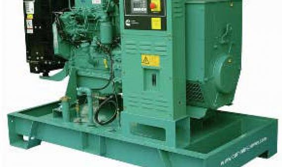 Máy phát điện Cummins C150D5 136KVA 150KVA