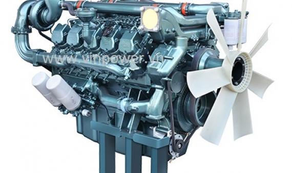 Động cơ Doosan DP180LA