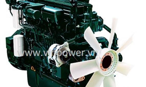 Động cơ Doosan DP126LB