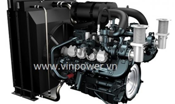 Động cơ Doosan DP158LC