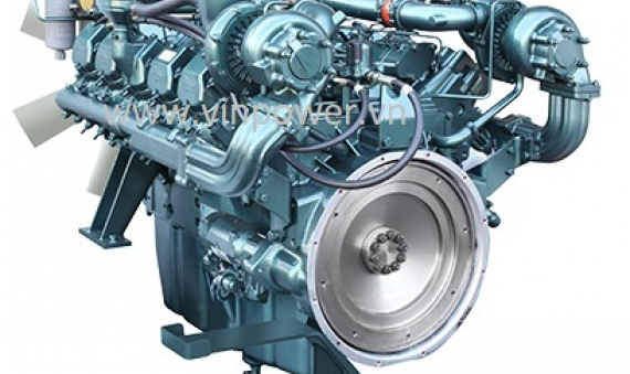 Động cơ Doosan DP180LB