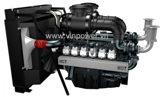 Động cơ Doosan DP222LB