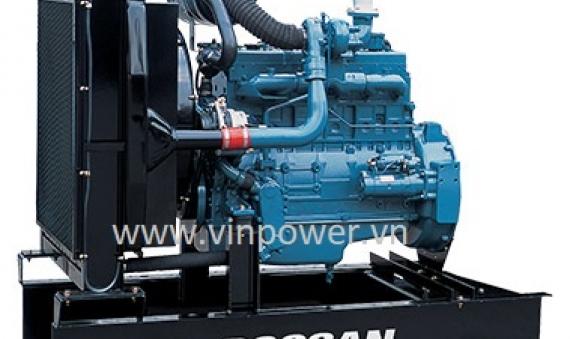 Động cơ Doosan P086TI