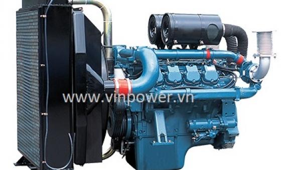 Động cơ Doosan P158LE
