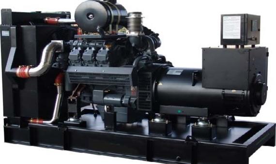 Máy phát điện Doosan 250KVA 275KVA