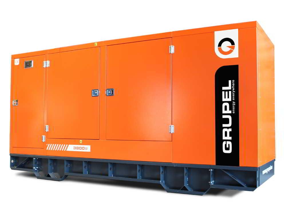 Máy phát điện Grupel