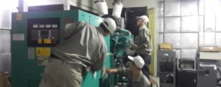 Nguyễn Gia nhận bảo dưỡng máy phát điện với mức giá ưu đãi