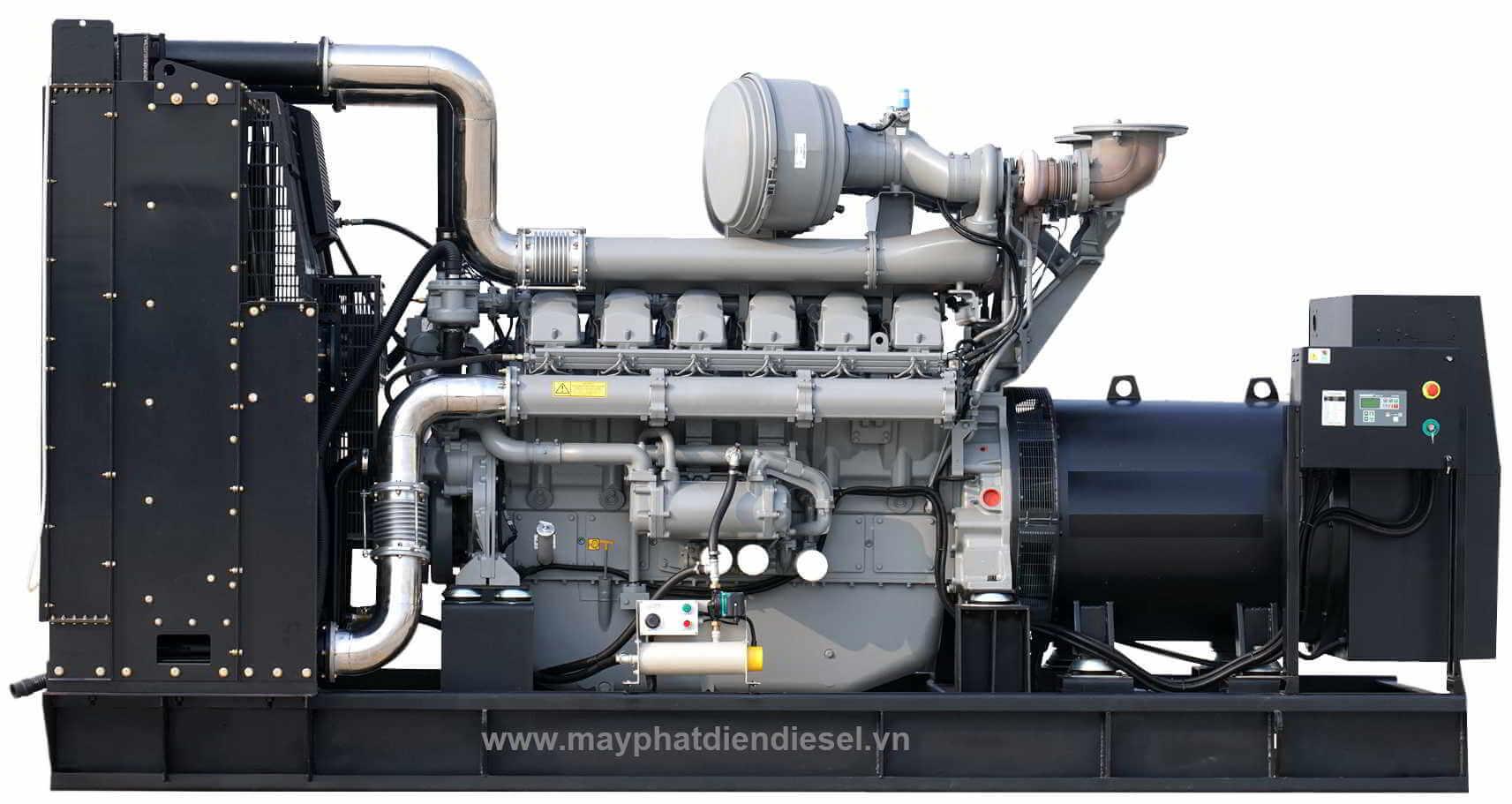 máy phát điện Perkins công suất 1250kVA-1385kVA