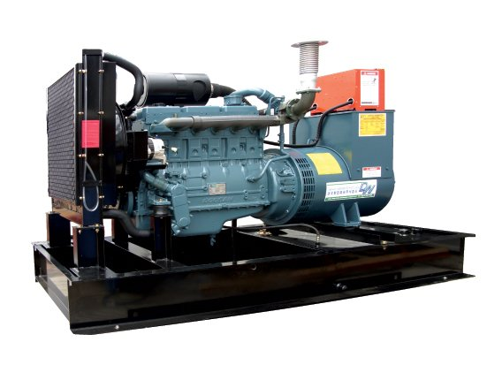 Máy phát điện công nghiệp Doosan