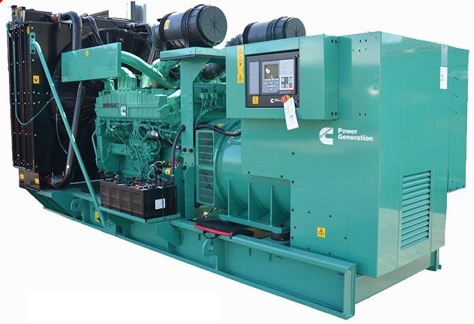 Máy phát điện công nghiệp GTI