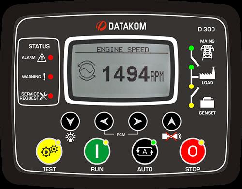 Datakom-D300
