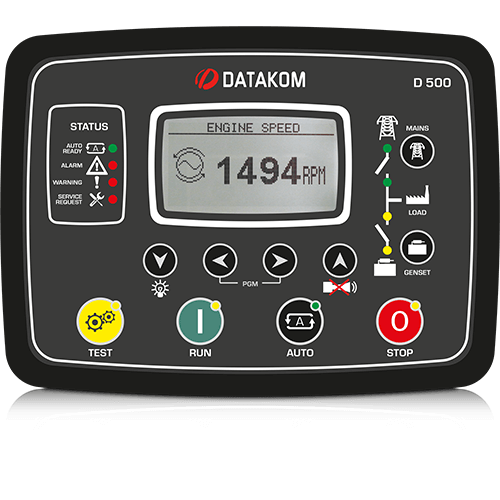 Datakom-D500
