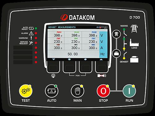 Datakom-D700