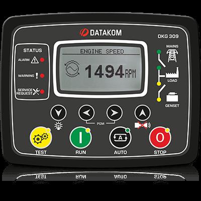Datakom-DKG309