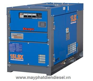 Denyo-13kva-14.3kva-DCA-15LSX