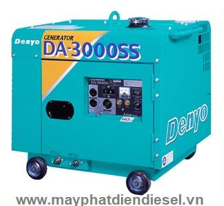 Denyo-DA-3000SS-2.7KVA
