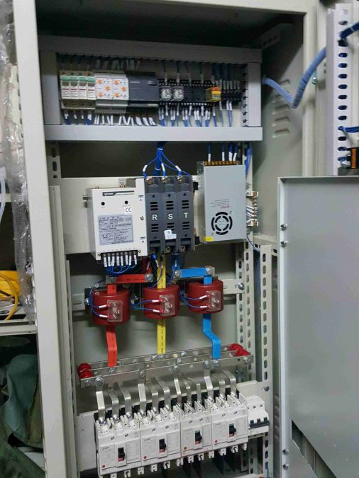 Automatic Transfer Switch-ATS